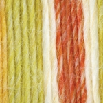 Vickie Howell Sheep(ish) Stripes Yarn - Citrus(ish)