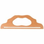 "Wood Purse Handle 12"" - Natural 1/Pkg"