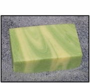 BALSAM SWIRL SOAP - 12/ 3.5 oz Bars
