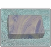 LAVENDER SWIRL SOAP - 3/ 3.5 oz Bars