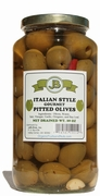 Organic ITALIAN OLIVES - 12/ 20 oz Jars