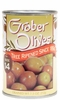Natural - TREE RIPENED CANNED OLIVES - 6/ 7.5 oz Cans