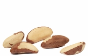 Organic SHELLED BRAZIL NUTS (raw) - 22 LBS