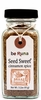 Organic CINNAMON SPICE SEED SWEET - <font size=+1>6/</font size>  3.2 OZ Bottles