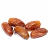Organic DEGLET NOOR DATES - Pits Removed - 5 LBS