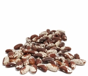 Organic JACOB'S CATTLE BEANS (Trout Bean or Appaloosa Bean) - 5 LBS