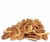 Organic LARGE PECAN PIECES (Raw) - 1 LB