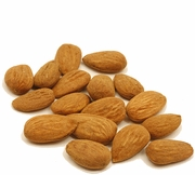 Organic NON PASTEURIZED, IMPORTED ALMONDS (raw) - 2 LBS