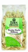 Organic PARSLEY GARLIC RIBBONS - 3/ 8 oz Bags - OUT OF STOCK