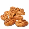 Organic PECAN HALVES (raw) - 1 LB  - OUT OF STOCK