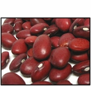 Organic SMALL RED (CHILE) BEANS - 25 LBS