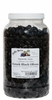 Organic Sun Dried - GREEK BLACK OLIVES - 5 LB Plastic Container