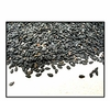 Organic UNHULLED BLACK SESAME SEEDS - 5 LBS
