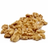 Organic WALNUT PIECES (raw) - 1 LB - OUT OF STOCK (Halves/Pieces and Halves available)