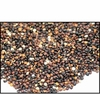 Organic WHOLE GRAIN BLACK QUINOA - 25 LBS