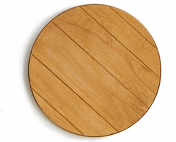 Artisan Maple Lazy Susan Turntable - 18 Inch