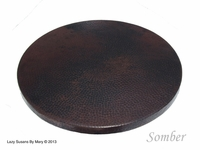 "24"" Copper Lazy Susan"