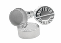 925 Sterling Silver Aspirin Cuff Links