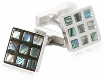 Abalone Lover Cufflinks