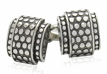 Austrian Metal Candy Cufflinks