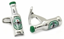 Beer Bottle Cufflinks