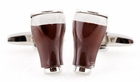 Guinness Beer Cufflinks