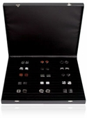 Big Black Cufflinks Box (STOCKED OUT)