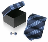 Blue on Blue Tie (DISCONTINUED)