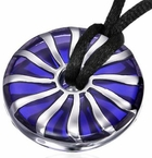 Blue Wave pendant