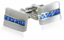 Brilliant Silver Cufflinks (DISCONTINUED)