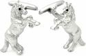 Bucking Bronco Cufflinks