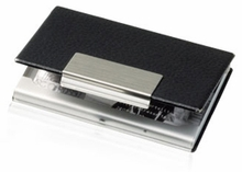 Business Card Holder - Aluminum (DISCONTINUED)