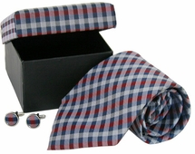 Country Style Silk Tie