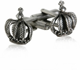 Crown Cufflinks