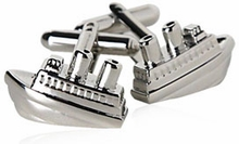 Cruise Time Cufflinks