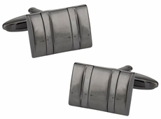 Dark Gunmetal Cufflinks