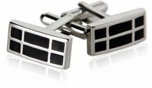 Designer Black Cufflinks