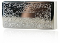 Detailed Money Clip