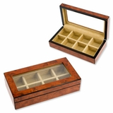Distinguished Cufflink Box