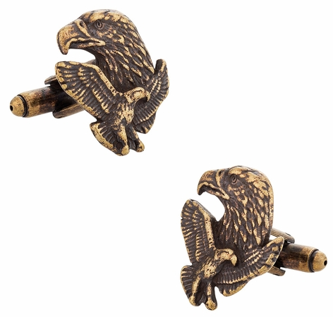 Eagle Patriotic Cufflinks
