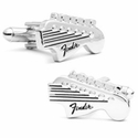 Fender Guitar Head Cufflinks (DISCONTINUED)