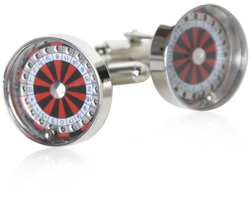 Gambling Cufflinks