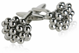 Grapes of Style Cufflinks