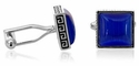 Greek Blue Cufflinks