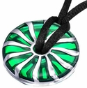 Green With Envy pendant