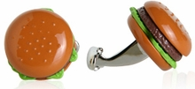 Hamburger Cufflinks