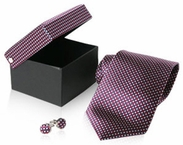 Handsome Silk Necktie