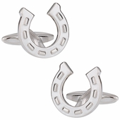 Horseshoe Cufflinks