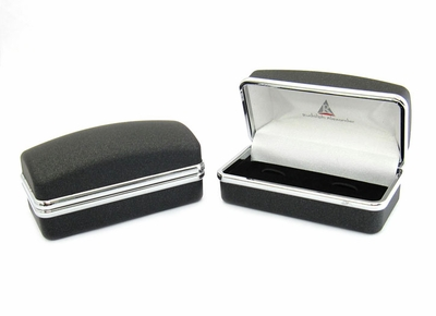Innovative Gun Metal Cufflinks