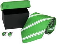 Kelly Green Tie (OUT OF STOCK)